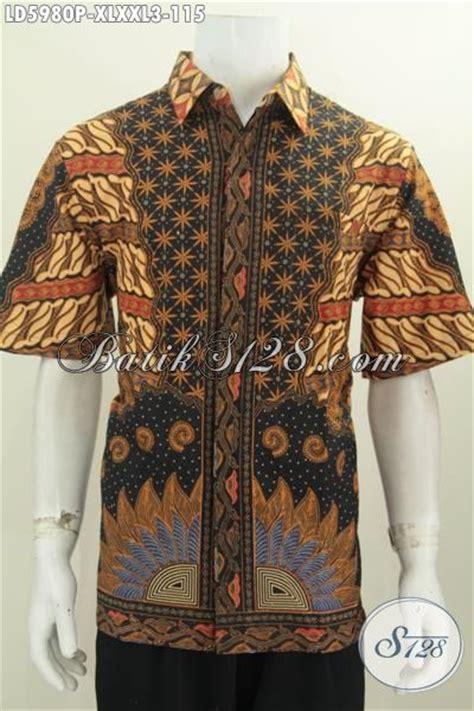 baju kemeja batik modis motif mewah desain rapi dan elegan