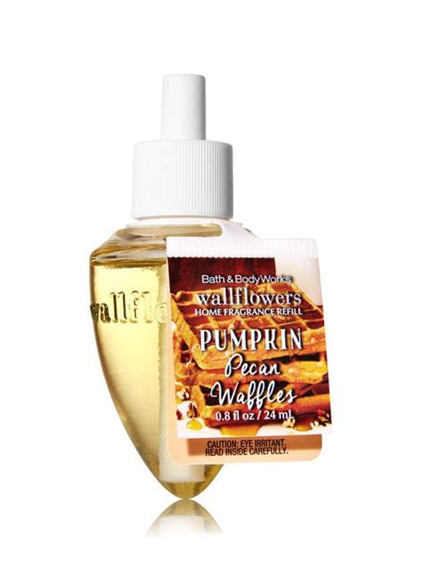 bath body works wallflower fragrance pecan scents fall pumpkin maria snsimages refill waffles