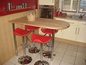Table De Cuisine Pliante Ikea : table haute bar cuisine petite table rectangulaire cuisine ~ Melissatoandfro.com Idées de Décoration