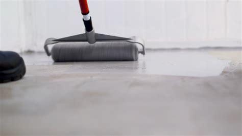 comment peindre une chambre froide peinture sol froid
