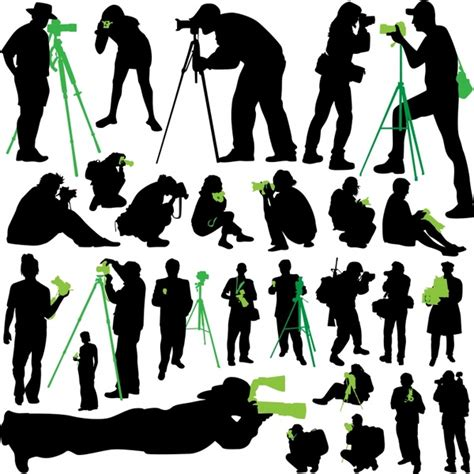 vector photographer silhouette free vector download 5 526 free vector for commercial use