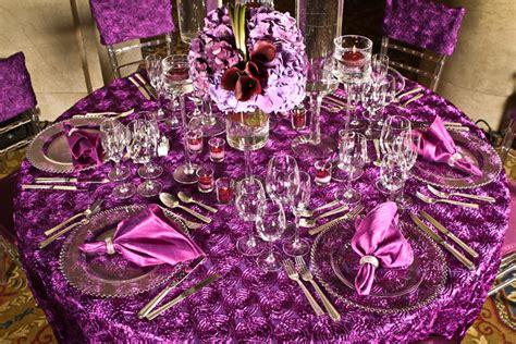 wedding  special event plum ribbon swirl taffeta