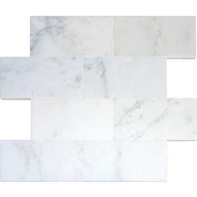 msi stone ulc greecian white 3 in x 6 in polished