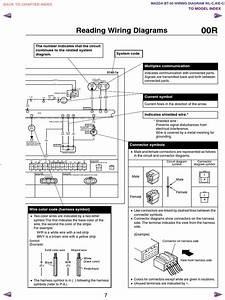 Mazda Bt50 Wl C  U0026 We C Wiring Diagram F198 30 05l7