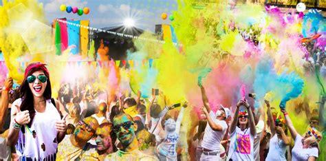 Colors Are Smooth & Silky Holi Powder Gulal Rangoli Colors