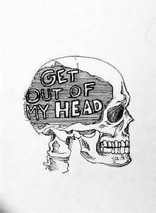 Depressing Skull Drawing Tumblr | Like Success