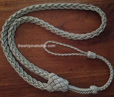 Boatswain Lines boatswain pipes and lanyards
