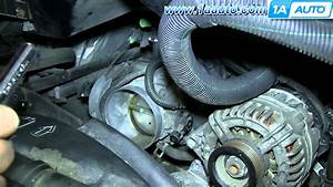 How To Install Replace Tps Throttle Position Sensor 2000