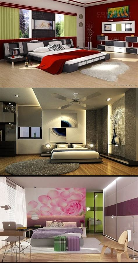 home interior pictures value modern colorful bedroom renovation to enhance your home