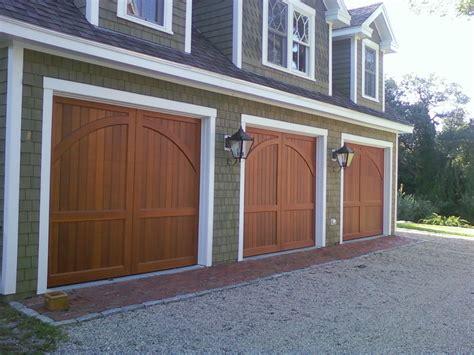 garage doors with doors in them top 10 types of carriage garage doors ward log homes