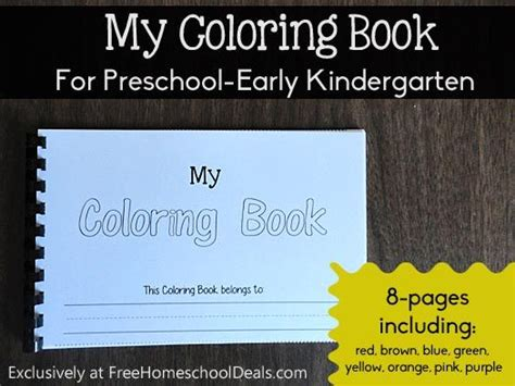 preschool activity books free download free my coloring book for preschool early 171