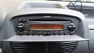 Fiat Punto Radio : fiat punto ii radio blaupunkt high cd aux ~ Kayakingforconservation.com Haus und Dekorationen