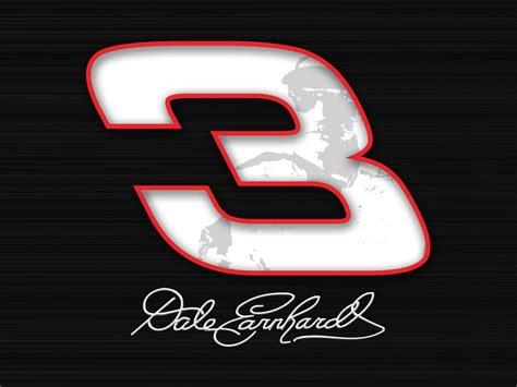 Dale Earnhart Number 3 Nascar Driver Pattern