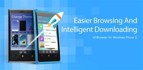 uc browser para windows phone ganha de arquivos em background e outros novos recursos
