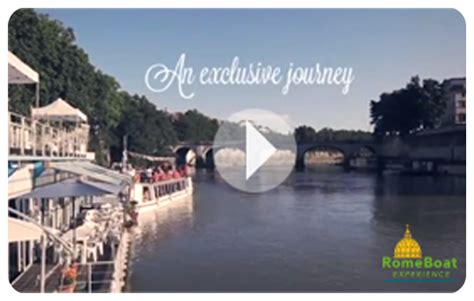 Dinner On A Boat Rome by Rome Boat Experience River Cruise Rome Boat Tour On
