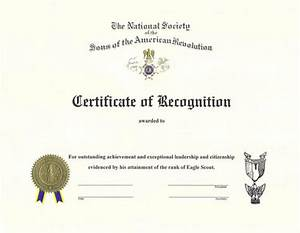 printable eagle scout certificates just bcause With eagle scout certificate template