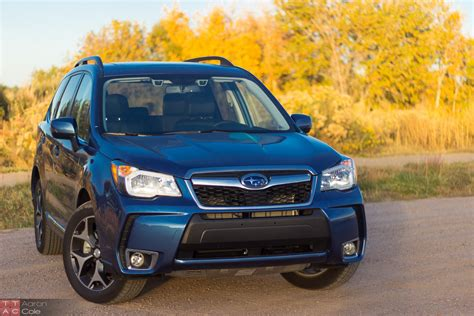 subaru xt 2016 subaru forester xt review more isn 39 t always more