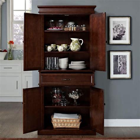 Kitchen Storage Cabinets by Sauder Home Plus Oak Storage Cabinet 411965 The