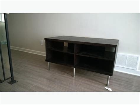 ikea black tv cabinet ikea besta tv with legs black brown central ottawa