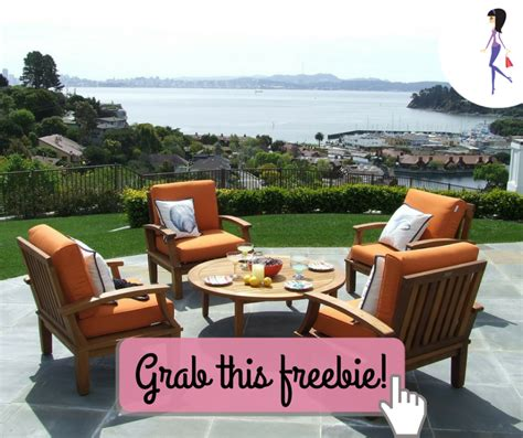 save on outdoor furniture at big lots catchyfreebies