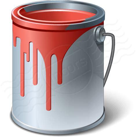 paint can clipart paint buckets clipart