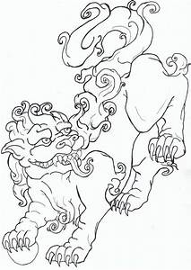 Foo Dog Flash Art by Caylyngasm on DeviantArt