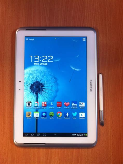 samsung galaxy note  interactive guide theinquirer