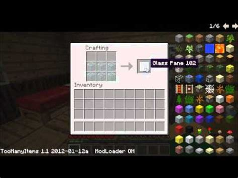 how to craft glass in minecraft minecraft how to make crafting table glass pane and 7782