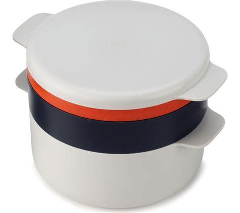 joseph cuisine buy joseph joseph m cuisine 4 stackable microwave