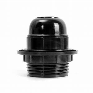5  10pcs Black Period 27mm Screw Es E27 Light Bulb Lamp