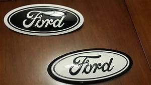 2015 Painted F150 Emblems - Ford F150 Forum