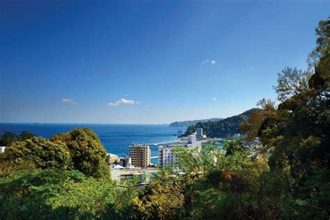 Hilltop Hideaway Atami Shizuoka Japan Leading Estates