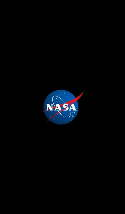 Aesthetic Cool Iphone 10 Wallpapers by Nasa Logo Iphone Wallpaper Space Town In 2019 Iphone
