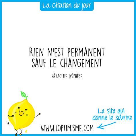 Citation Du Jour #36 L'optimisme