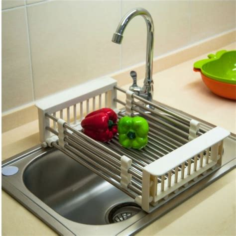 stainless steel kitchen sink racks drain rack stainless steel price in pakistan 8268