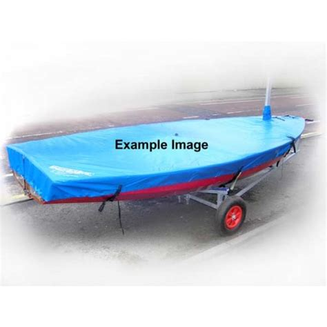 Sailing Boat Covers by Boat Cover For The Rs Feva Dinghy Manufactured By Trident Uk