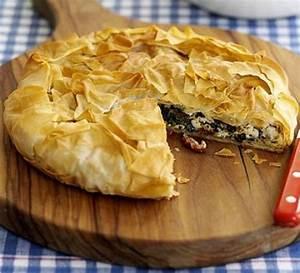 Crispy Greek style pie recipe BBC Good Food