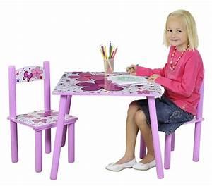 Kindertisch Mit 2 Stühlen : lada pisan kesper 17742 1 kindertisch mit 2 st hlen motiv blumen pink ~ Whattoseeinmadrid.com Haus und Dekorationen