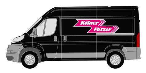 Transporter Mieten Bei Ikea Kölnossendorf  Kölner Flitzer