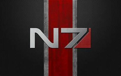 N7 Mass Effect Wallpapers Desktop Cerberus Emblem