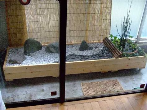 Japanischer Garten Balkon by Japanese Spot Garden On Casters In Balcony Japanese