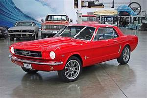 1965 Ford Mustang 331 / 5 Speed - Pacific Classics