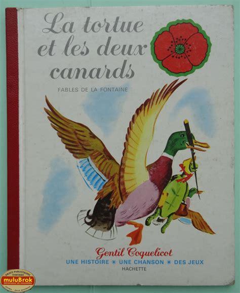 livre collection la tortue  les deux canards