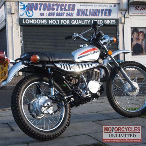 Suzuki 185 Enduro by 1974 Suzuki Ts185 Classic Suzuki For Sale Motorcycles