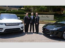 Park Place Dealerships to build Jaguar, Land Rover sales