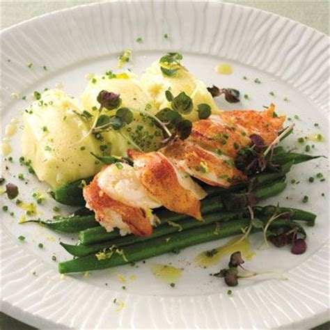 cuisine trotter trotter 39 s lobster with horseradish potatoes