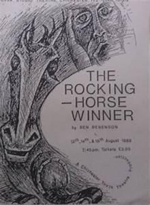 the rocking horse winner essay
