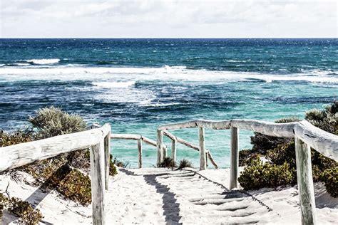 chambre ado vintage tableau panoramique plage et océan tableau déco