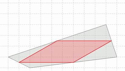 Lati Dei Varignon Punti Medi Quadrilatero Parallelogramma