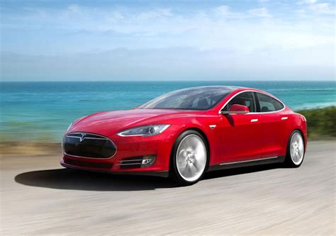 Tesla Model S Rental New Zealand - hire luxury sports car NZ